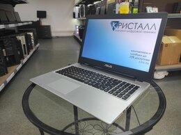 Ноутбуки - Металлический Asus K56Cb - GeForce 740m 2Gb/i5/SSD, 0