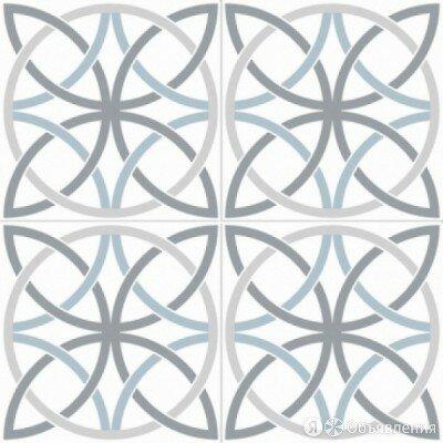 Плитка напольная Chic Bosham White 45x45 по цене 2419₽ - Плитка из керамогранита, фото 0