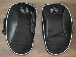 Аксессуары и дополнительное оборудование  - Кофры боковые с креплениями suzuki DL650 hepco…, 0