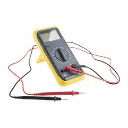 Измерительное оборудование - Мультиметр MY63 Professional ИЭК, 0