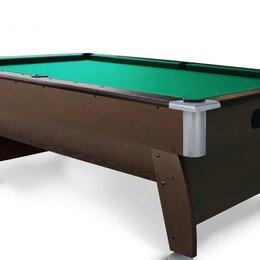 Столы - Бильярдный стол Модерн размер 7 фут мдф, 0