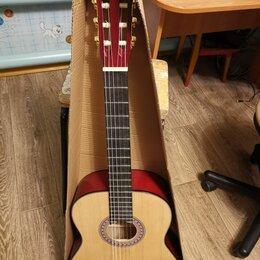 Акустические и классические гитары - Классическая гитара Caraya C955-N, 0