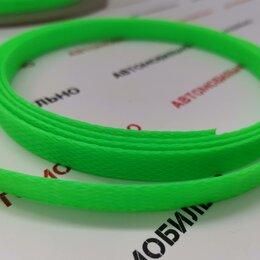 Кабеленесущие системы - Кабельная оплетка (Змеиная кожа) 10мм зеленая, 0