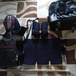 Спортивная защита - доспех для кендо с сумкой, 0