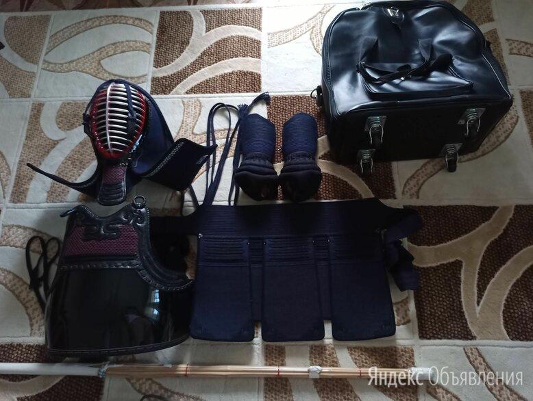 доспех для кендо с сумкой по цене 30000₽ - Спортивная защита, фото 0