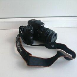 Фотоаппараты - Зеркальный фотоаппарат sony a58, 0