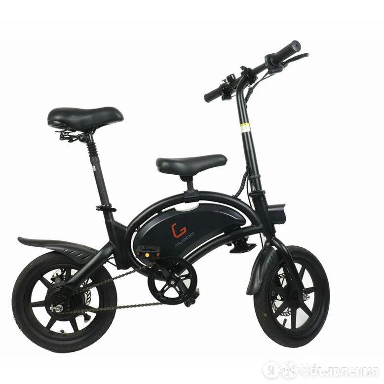 Электровелосипед Kugoo v1 по цене 29900₽ - Мото- и электротранспорт, фото 0
