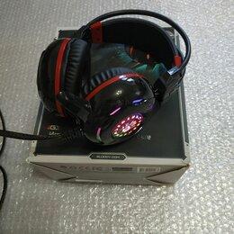 Компьютерные гарнитуры - Игровые наушники A4Tech G300 Bloody, 0