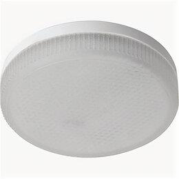 Лампочки - Светодиодные лампы Ecola Лампа LED T5MV80ELC GX53 8W Tablet 4200K (матов.) Ec..., 0