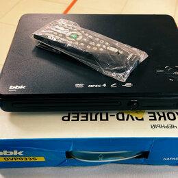 DVD и Blu-ray плееры - DVD плеер bbk dvp033s, 0