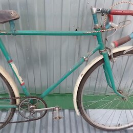 Велосипеды - Велосипед хвз спутник в-39, 0
