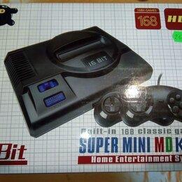 Ретро-консоли и электронные игры - Sega hd video game 168 игр, 0