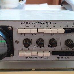 Измерительное оборудование - Осциллограф н313 , 0