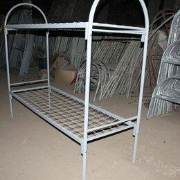 Кровати - Кровати металлические для строителей оптом и в розницу с доставкой , 0