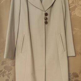 Пальто - Женское шерстяное пальто, 0