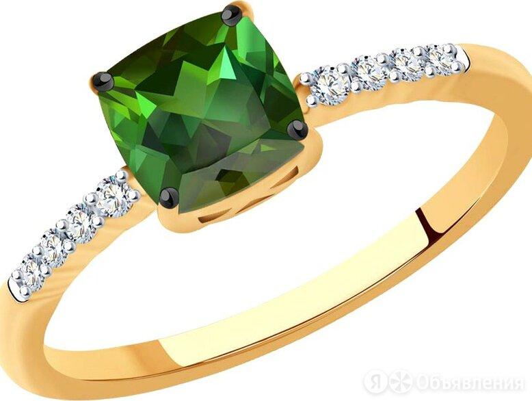 Кольцо SOKOLOV 6014204_s_16-5 по цене 35750₽ - Кольца и перстни, фото 0