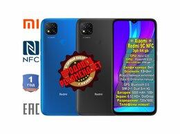 Мобильные телефоны - Xiaomi Redmi 9c NFC 3/64gb Чек Гарантия Новые, 0