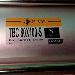 Производственно-техническое оборудование - Пневмоцилиндр TBC 80X100-S, 0