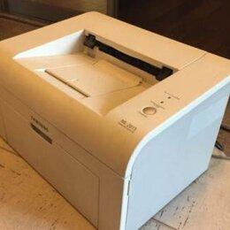 Принтеры, сканеры и МФУ - Принтер лазерный компактный, 0
