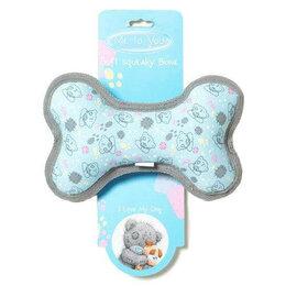 Развивающие игрушки - ME TO YOU SOFT SQUEAKY BONE / Мягкая пищащая игрушка Косточка , 0