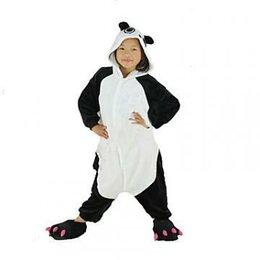 Кигуруми - УЮТНАЯ ПРЕМИУМ Пижама кигуруми Панда, детский, 6-7 лет (115-125 см), 0