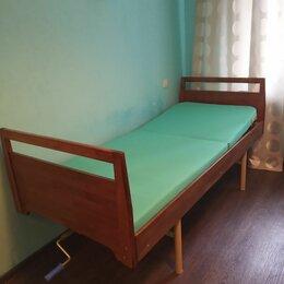Устройства, приборы и аксессуары для здоровья - Кровать медицинская для лежачих больных, 0