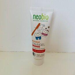 Гигиена полости рта - Зубная паста neobio для детей новая, 0