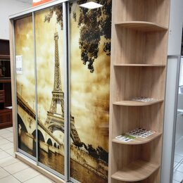Шкафы, стенки, гарнитуры - Шкаф купе Париж, 0