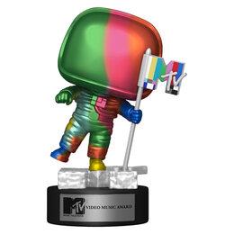Игровые наборы и фигурки - Фигурка Funko POP! Vinyl: Icons: MTV Moon Person (Rainbow) (MT) 49459, 0