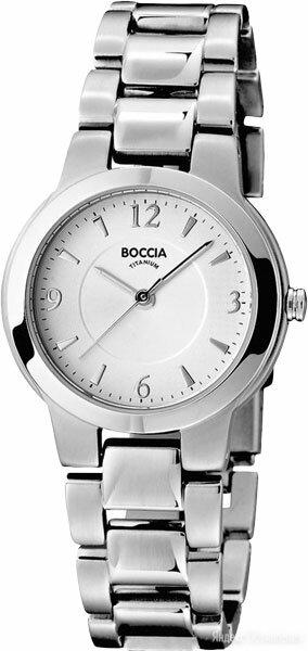 Наручные часы Boccia Titanium 3175-01 по цене 5510₽ - Наручные часы, фото 0