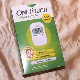 Устройства, приборы и аксессуары для здоровья - Глюкометр One Touch , 0