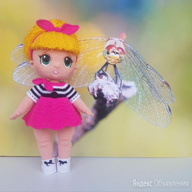 Вязаные игрушки, куклы по цене 3000₽ - Мягкие игрушки, фото 0