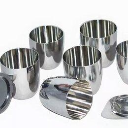 Металлопрокат - МикроТигель ПлМ 97,5 108-1 ГОСТ 6563-75, 0
