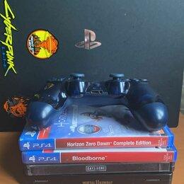 Игровые приставки - PlayStation Pro 1tb меганабор, 0