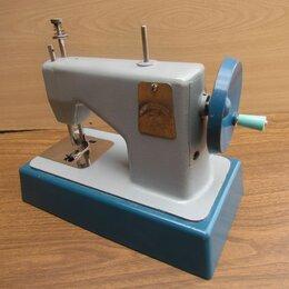 Игрушечная мебель и бытовая техника - Детская швейная машинка завод спортивных изделий ленинград, 0