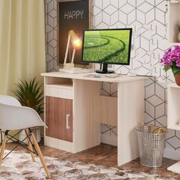 Компьютерные и письменные столы - Компьютерный стол С-4, 0
