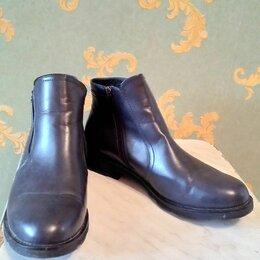 Ботинки - Ботинки женские демисезонные размер 41, 0