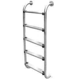 Лестницы и поручни - Лестница Aquaviva BHK515-SR (5 ступ.), 0