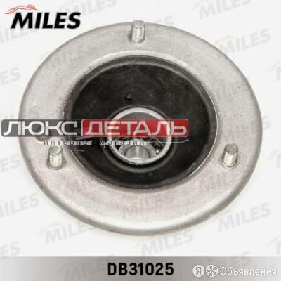 MILES DB31025 Опора амортизатора BMW E39/E46/E60/E87/E90/X3 пер.  по цене 1228₽ - Подвеска и рулевое управление , фото 0