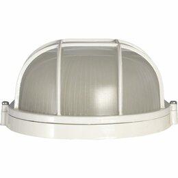 Настенно-потолочные светильники - Светильник ВМ160 пластик квадратный с решеткой, 0
