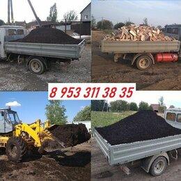 Строительные смеси и сыпучие материалы - Чернозем грунт плодородный перегной навоз земля, 0