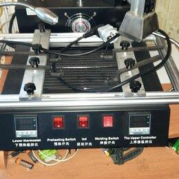 Электрические паяльники - Инфокрасная паяльная станция, 0