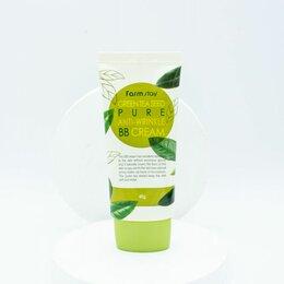 Для лица - Разглаживающий ВВ-крем с семенами зеленого чая FarmStay Green Tea Seed Pure Anti, 0
