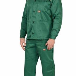 """Одежда - Костюм """"сириус-стандарт"""" куртка, брюки зеленый с желтым (Магазин СтройФормат), 0"""