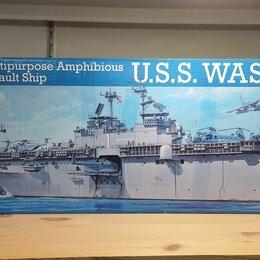 Сборные модели - U.S.S. WASP (LHD-1) 1/350 Revell 05104, 0