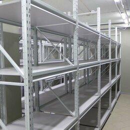 Мебель для учреждений - Стеллаж складской / Металлический Сборный Хранения, 0