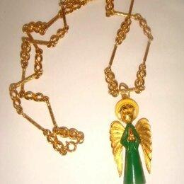 Кулоны и подвески - Кулон ангел ф. ART винтаж 60х годов, 0