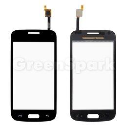 Дисплеи и тачскрины - Тачскрин для Samsung G350E Galaxy Star Advance (черный), 0