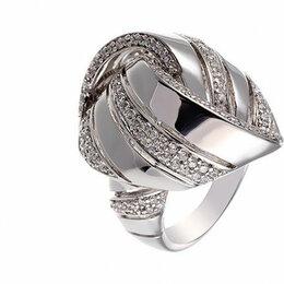 Кольца и перстни - Element47 кольцо серебро вес 8,98 вставка фианит арт. 743754, 0