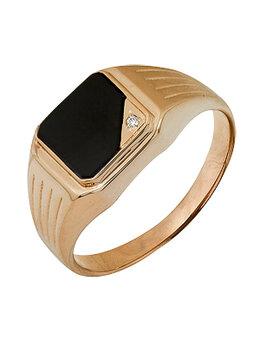 Кольца и перстни - 1200005002 Кольцо (Au 585) (23.0), 0